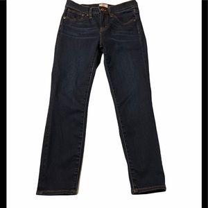 J.Crew Blue Jeans Size 26P